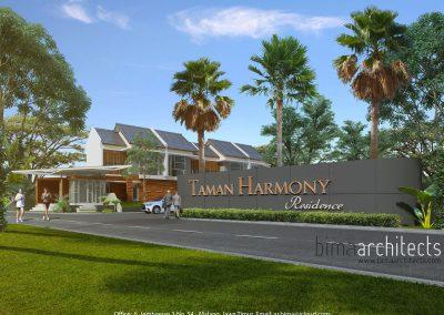 Taman Harmony Gate- Batu