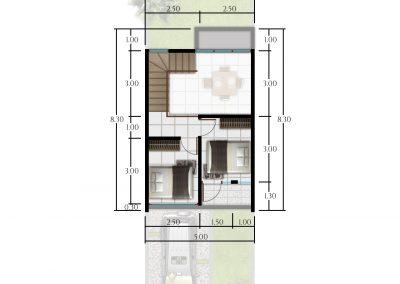 bimaarchitects - Kepanjen type 50-lt.2