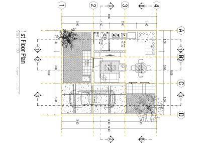 bimaarchitects - Kepanjen type 55-hook lt.1