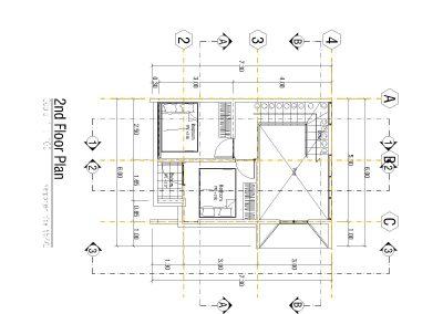 bimaarchitects - Kepanjen type 55-hook lt.2
