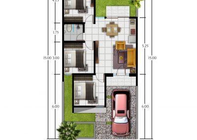 bimaarchitects - Taman-Harmony-T60_02