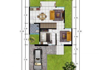 bimaarchitects - cendrawasih-green-residence-T90_02