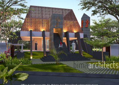 bimaarchitects - masjid-cassablanca 01